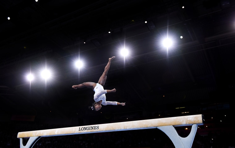 Image: 49th FIG Artistic Gymnastics World Championships - Day Seven