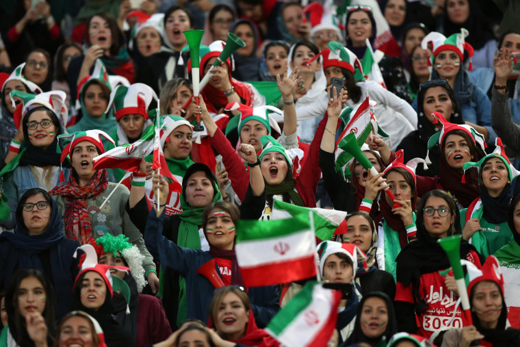Image: Iran v Cambodia - FIFA World Cup Qualifier