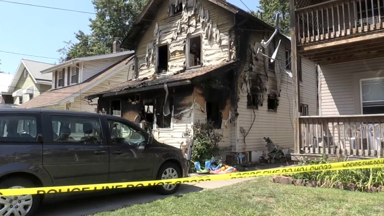 A fire at a house in West Erie, Pa. claimed the lives of five on Aug. 11, 2019.