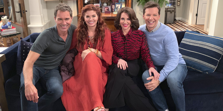 'Will & Grace' plot twist! Final season promo reveals baby bombshell