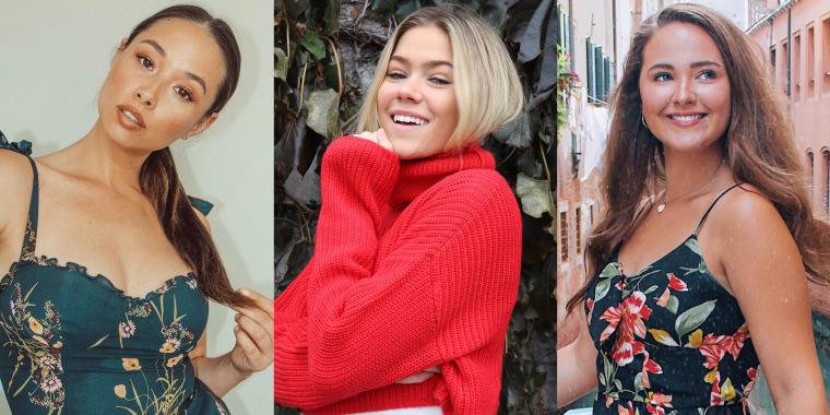 Aja Dang, Margot Lee and Raegan McKenzie make money off YouTube in different ways.