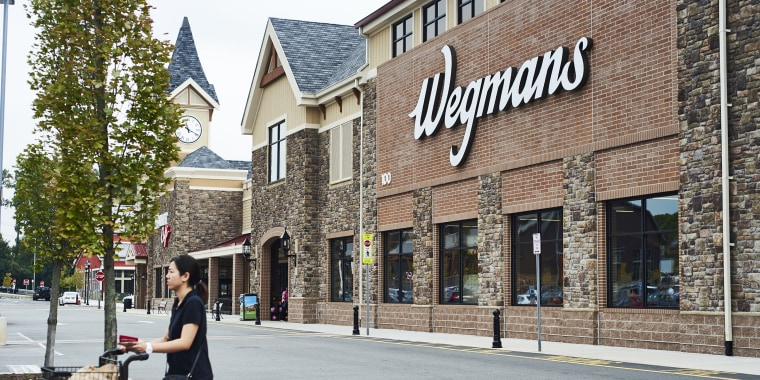 Wegmans is being sued because its vanilla ice cream has no vanilla
