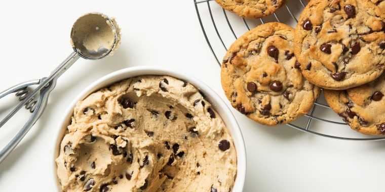 This recipe is the reason Kristen Tomlan, founder of DŌ, Cookie Dough Confections, fell in love with cookie dough to begin with.