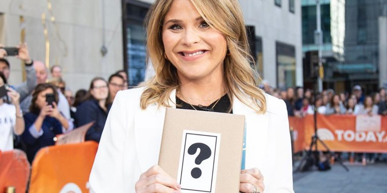Read With Jenna Book Club list from TODAY's Jenna Bush Hager