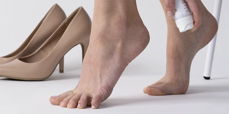 This anti-blister spray is a must-have for high heel lovers.