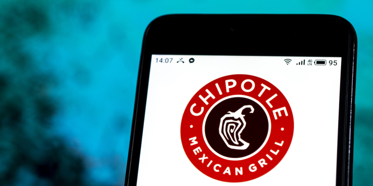 Many Chipotle customers are concerned that the brand's app is unsafe after receiving charges for orders they never placed.