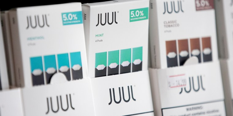 Juul to stop selling fruit-flavored e-cigarette pods