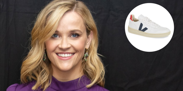 Reese Witherspoon talks about Vejas shoe