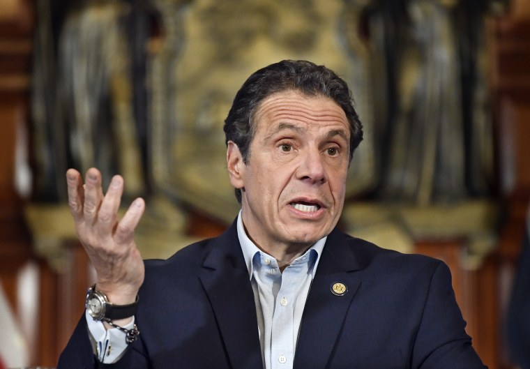 Cuomo signs law aimed at weakening Trump's pardon power, closes 'double jeopardy' loophole
