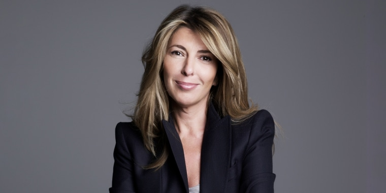 "Nina Garcia, ""Project Runway"" judge and editor-in-chief of Elle magazine."