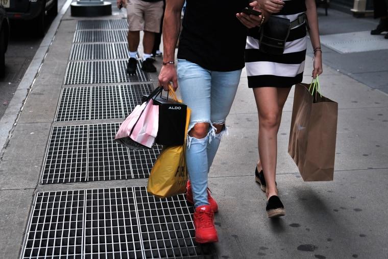 Consumer Spending Strengthens In July