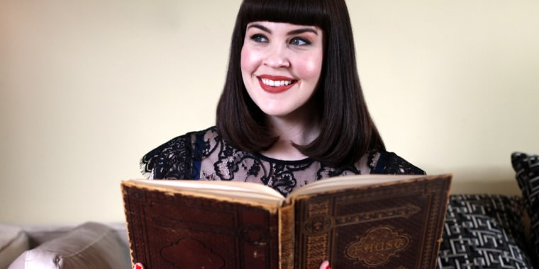 Caitlin Doughty, a Los Angeles-based mortician and death awareness advocate.