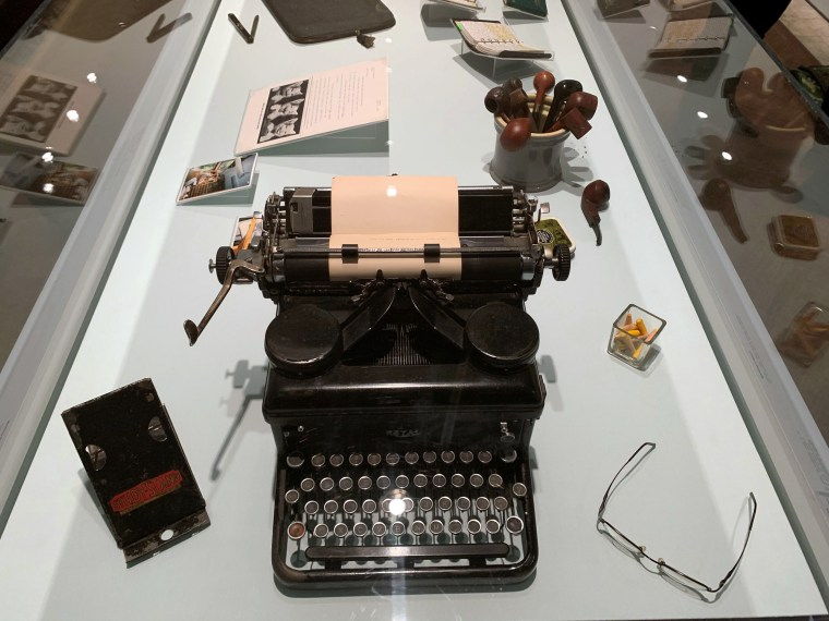 J.D. Salinger exhibit at New York Public Library offers glimpse into reclusive author