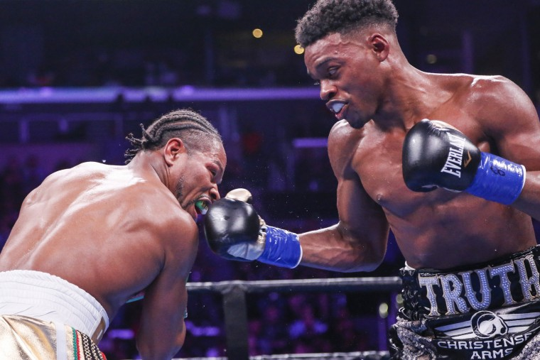 Welterweight champion Errol 'The Truth' Spence Jr. charged with DWI after Ferrari crash