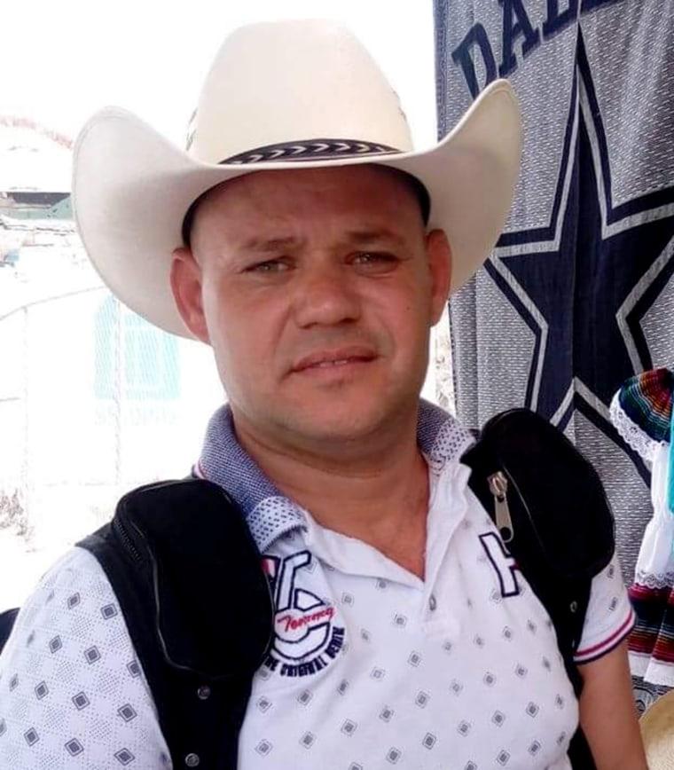 На снимке: Ройлан Эрнандес Диас умер в тюрьме ICE в Луизиане.