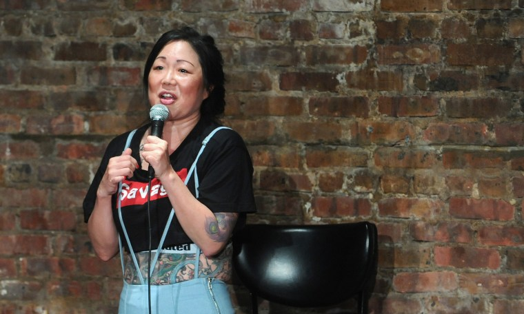 Margaret Cho Comedians have to walk a tightrope on issues of race. That will make the art form better.
