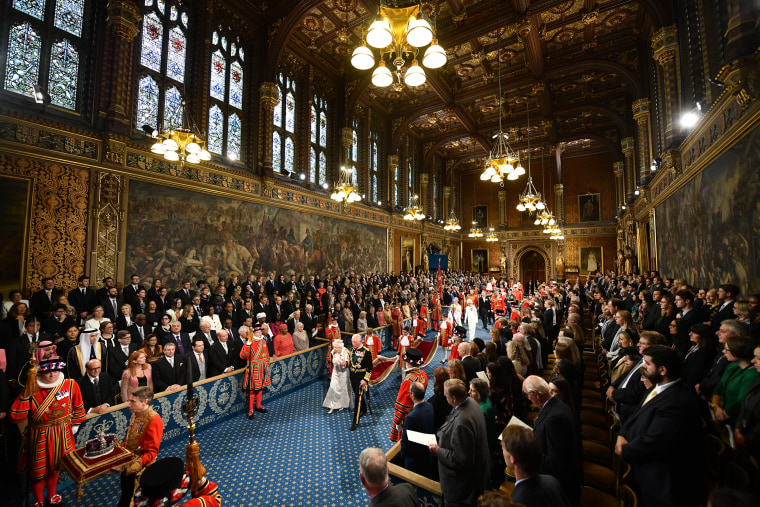Image: State Opening Of Parliament