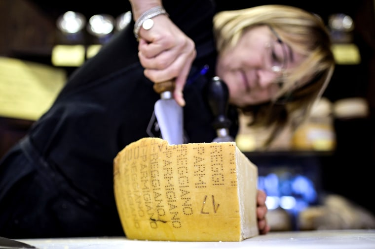 Wine, cheese … and planes: Experts say Trump opens a dangerous new front in E.U. tariff fight