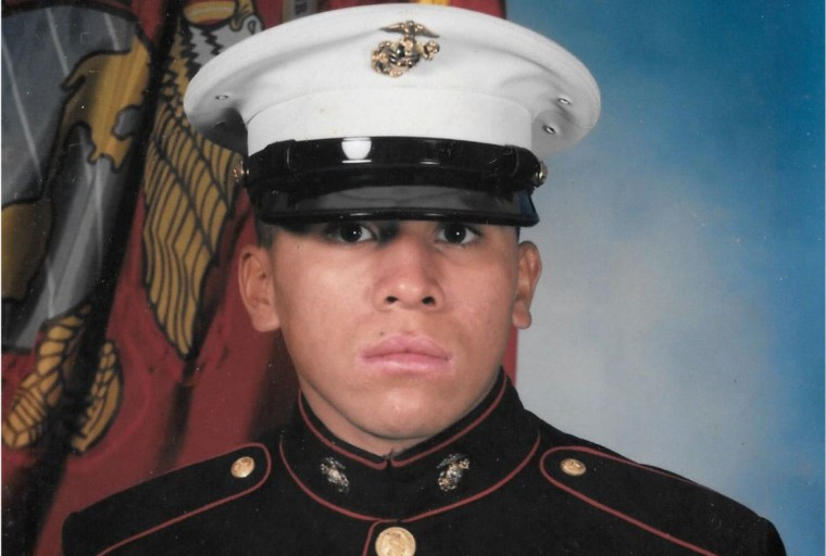 Marine combat veteran who served in Iraq facing deportation to El Salvador