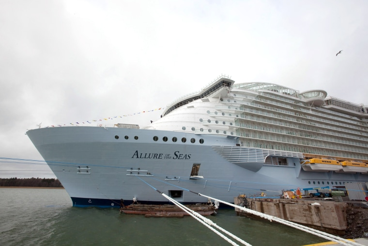 Image: Royal Caribbean's New Ship Allure Of The Seas