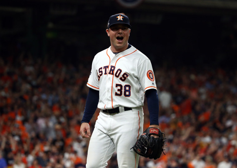 Astros beat Yankees, look for second world title in 3 seasons