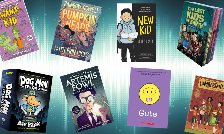The Best Graphic Novels For Kids 13 Picks From Kami Garcia