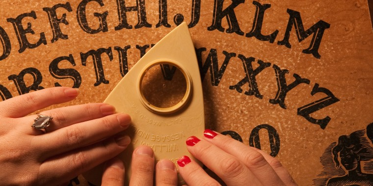 Is the Ouija Board moving? Why the 'spirit' game shivers at the touch