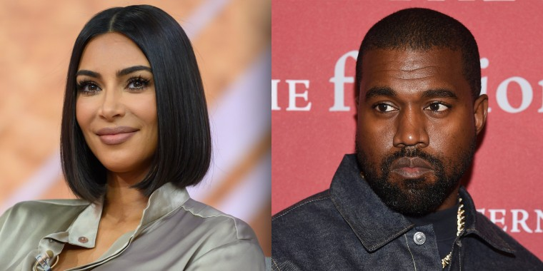 """""""It's a big discussion, a big fight in the household right now,"""" Kardashian West says."""
