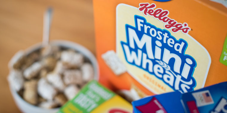 Kellogg's agrees to stop calling its sugary cereals 'healthy'