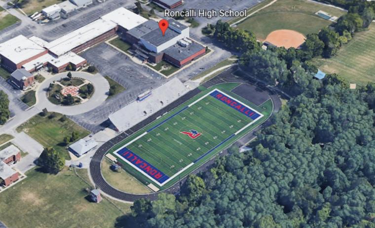 Roncalli High School in Indianapolis