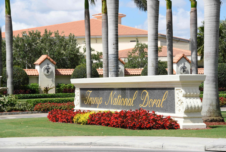 House Republicans told Trump of their concerns about hosting the G-7 at Doral