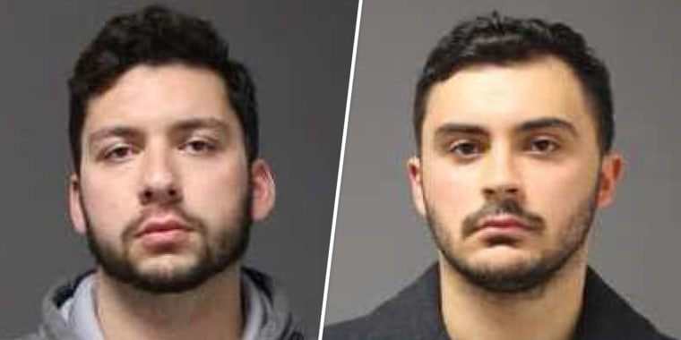 2 white UConn students arrested after video showed them shouting racial slurs