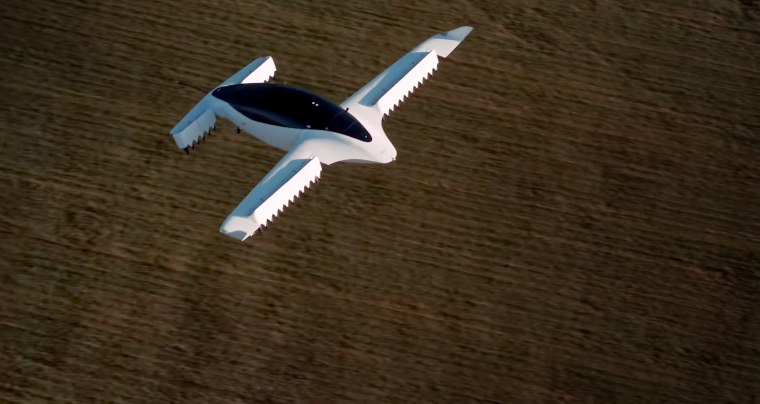This electric air taxi could be carrying passengers by 2025