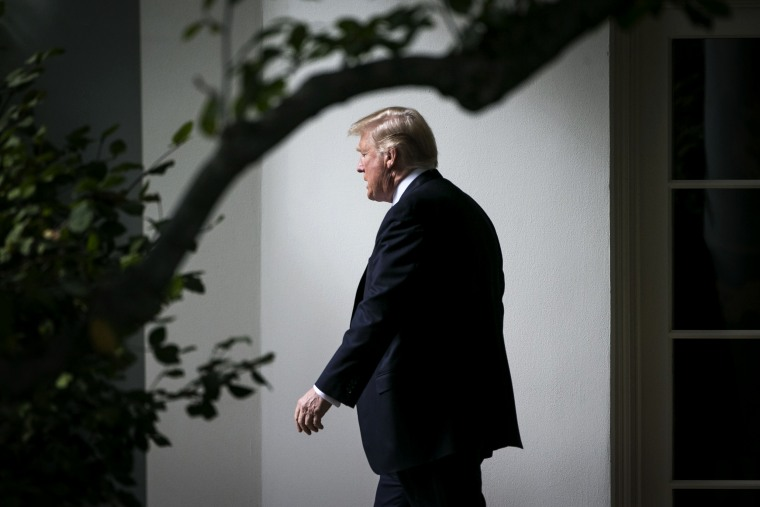 Appeals court to hear showdown over Trump taxes