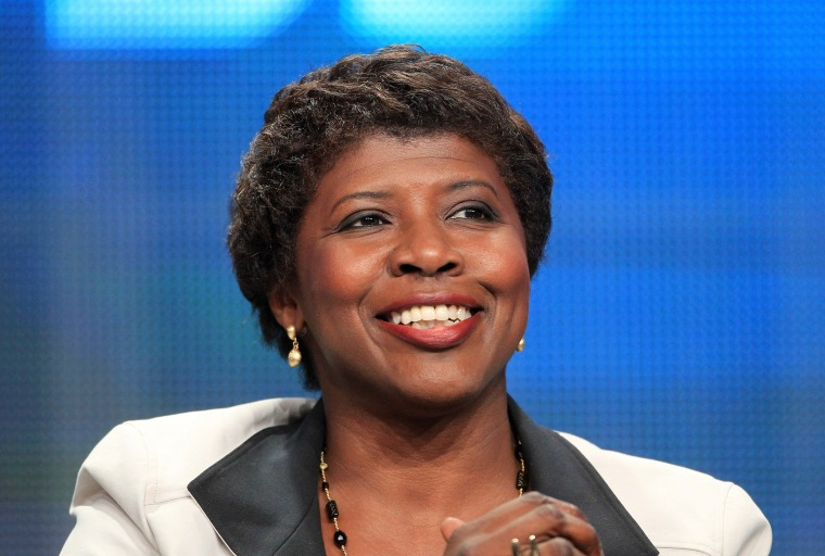 Image: Gwen Ifill