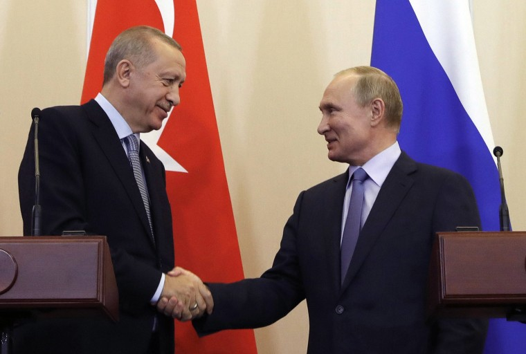 This is how Putin and Erdogan have redrawn northeastern Syria