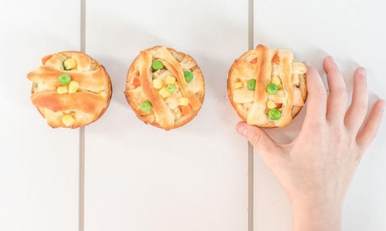 Image: Chicken pot pie