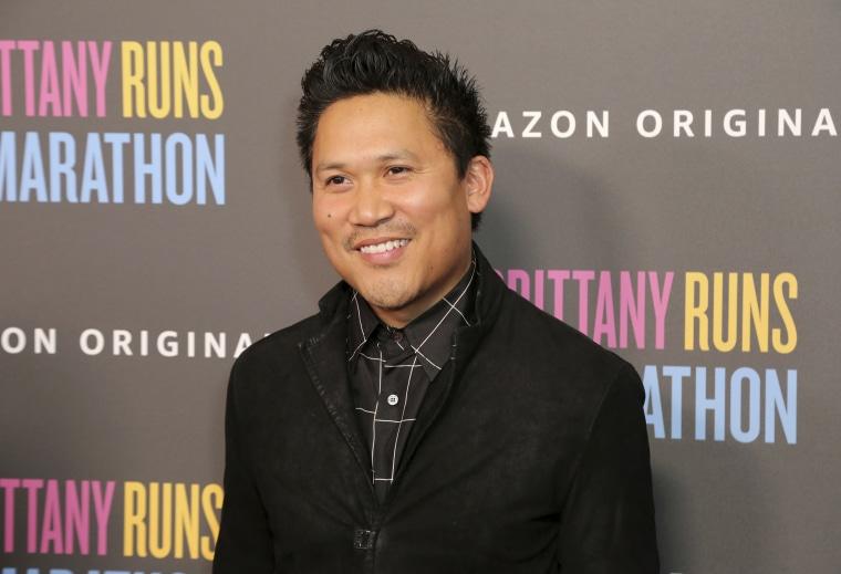 Filipino American Actor Dante Basco Details Successes And