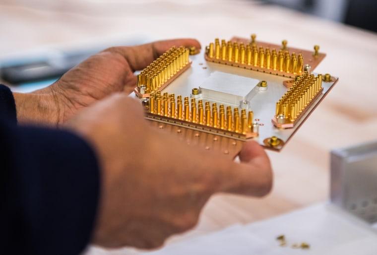 Image: Google Quantum Computer
