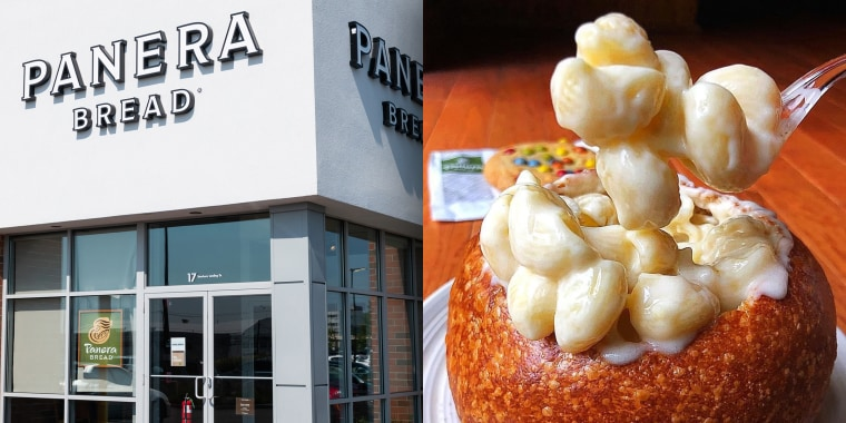 The frozen macaroni and cheese at Panera is a great example of a simply prepared food, frozen to maintain the integrity of the freshest product.
