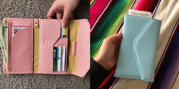 This wallet might become your favorite travel companion.