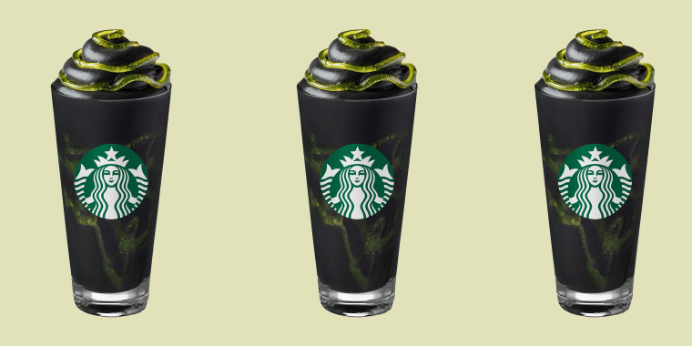 Marvelous Are Black Foods Safe Starbucks New Frappuccino Raises Concerns Ocoug Best Dining Table And Chair Ideas Images Ocougorg