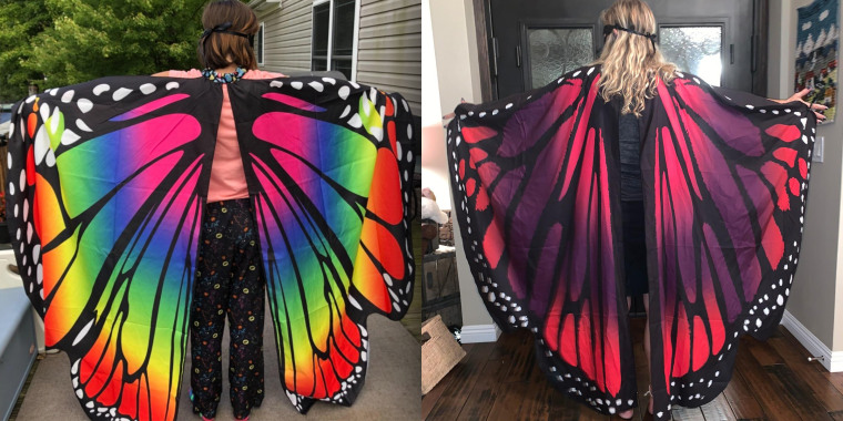 There's still time to plan a butterfly costume!