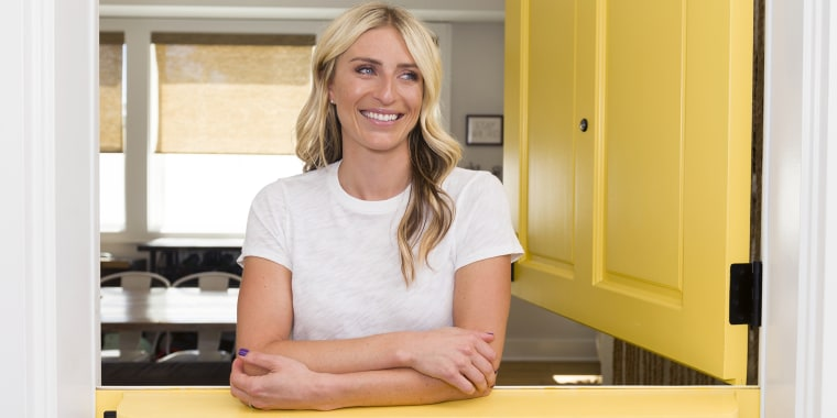 HGTV's Jasmine Roth Builds A Following