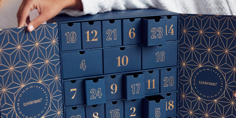 From beauty to wine, there's an advent calendar for everyone!