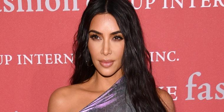 Kim Kardashian West haircut