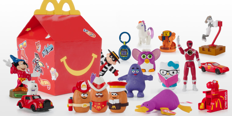 Mcdonalds New Dollar Menu 2020.Mcdonald S Is Releasing Older Happy Meal Toys For A Limited Time