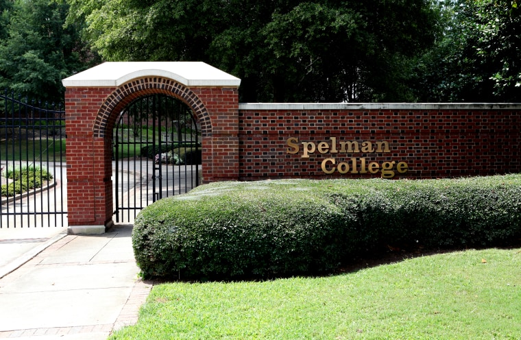 Image: Spelman College in Atlanta, Ga., in 2015.