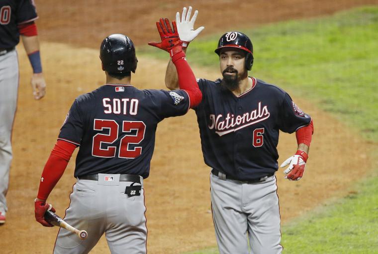 Image: World Series - Washington Nationals v Houston Astros - Game Six