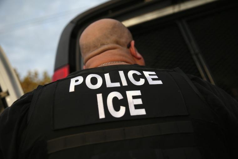 Image: ICE Agents